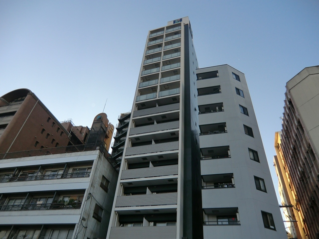 大阪府大阪市浪速区、なんば駅徒歩12分の築6年 15階建の賃貸マンション