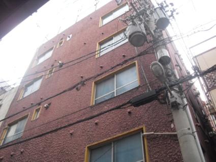 大阪府大阪市天王寺区、鶴橋駅徒歩10分の築45年 5階建の賃貸マンション
