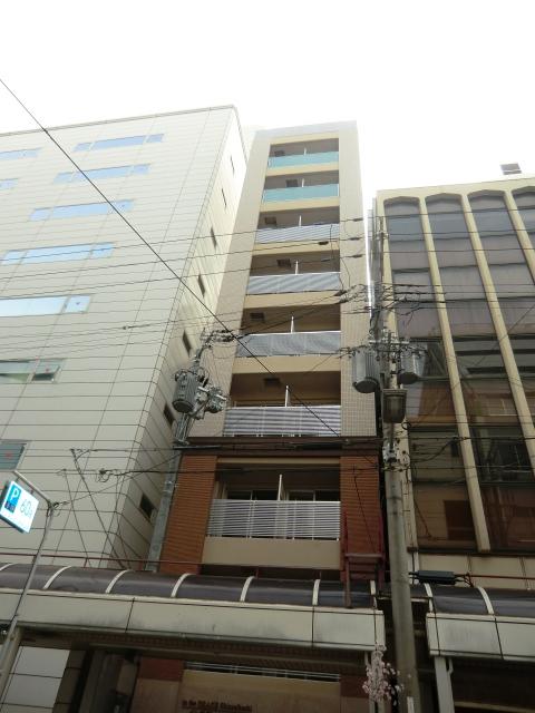 大阪府大阪市中央区、心斎橋駅徒歩8分の築6年 10階建の賃貸マンション