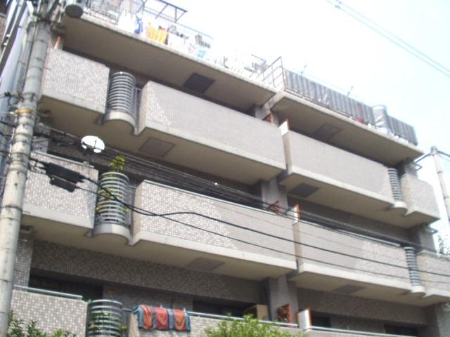 大阪府大阪市天王寺区、桃谷駅徒歩7分の築28年 7階建の賃貸マンション