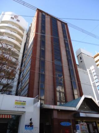 大阪府大阪市中央区、心斎橋駅徒歩12分の築27年 11階建の賃貸マンション