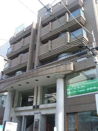大阪府大阪市中央区、大阪難波駅徒歩8分の築27年 9階建の賃貸マンション