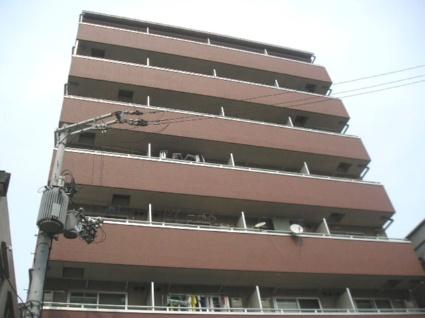 大阪府大阪市浪速区、今宮戎駅徒歩7分の築20年 8階建の賃貸マンション