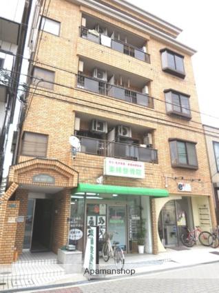 大阪府大阪市平野区、出戸駅徒歩20分の築29年 5階建の賃貸マンション