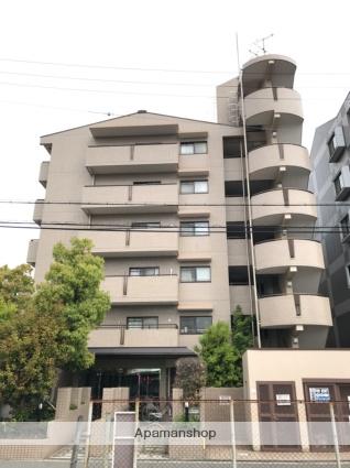 大阪府大阪市平野区、喜連瓜破駅徒歩17分の築20年 6階建の賃貸マンション