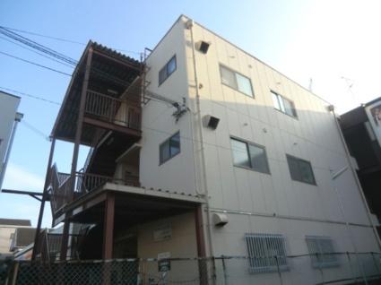 大阪府大阪市平野区、矢田駅徒歩27分の築34年 3階建の賃貸マンション