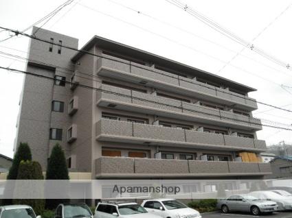 大阪府大阪市東住吉区、長居駅徒歩17分の築18年 5階建の賃貸マンション