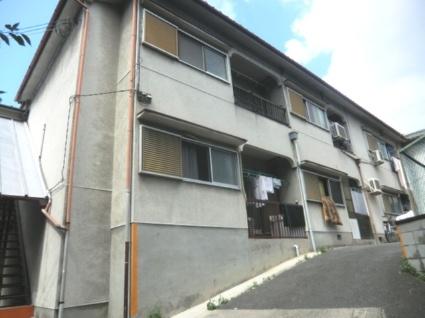 大阪府大阪市平野区、喜連瓜破駅徒歩4分の築35年 2階建の賃貸アパート