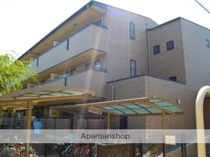 大阪府大阪市東住吉区、針中野駅徒歩20分の築14年 3階建の賃貸マンション