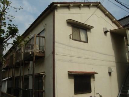 大阪府大阪市東住吉区、針中野駅徒歩25分の築27年 2階建の賃貸アパート