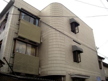 大阪府大阪市東住吉区、針中野駅徒歩17分の築26年 3階建の賃貸マンション