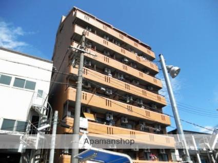 大阪府大阪市東住吉区、矢田駅徒歩5分の築26年 8階建の賃貸マンション