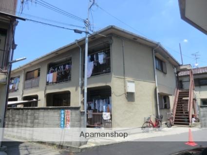 大阪府大阪市平野区、平野駅徒歩20分の築40年 2階建の賃貸アパート