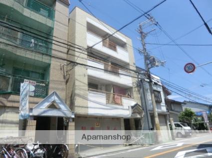大阪府大阪市平野区、平野駅徒歩10分の築29年 4階建の賃貸マンション