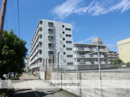 大阪府大阪市平野区、平野駅徒歩15分の築33年 7階建の賃貸マンション