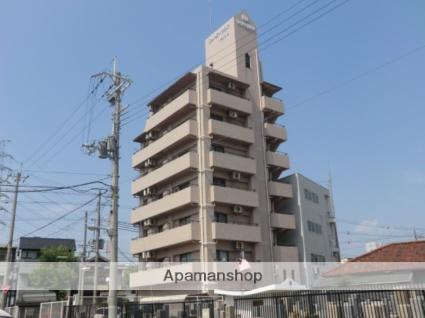 大阪府大阪市平野区、出戸駅徒歩16分の築25年 7階建の賃貸マンション