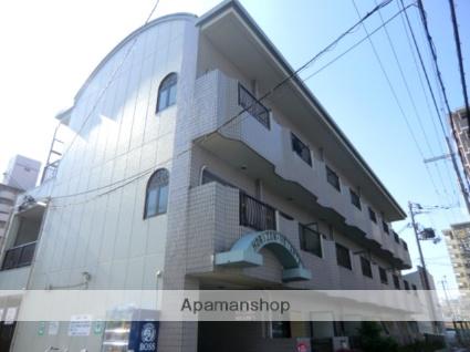 大阪府大阪市平野区、喜連瓜破駅徒歩12分の築29年 3階建の賃貸マンション