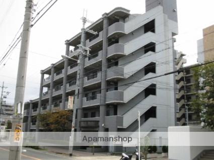 大阪府大阪市平野区、出戸駅徒歩14分の築23年 6階建の賃貸マンション