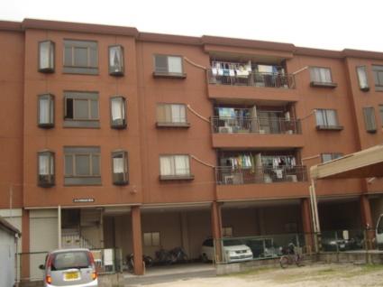 大阪府大阪市東住吉区、矢田駅徒歩16分の築28年 4階建の賃貸マンション