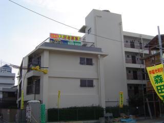 大阪府大阪市東住吉区、針中野駅徒歩17分の築45年 5階建の賃貸マンション
