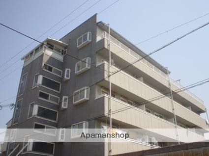 大阪府大阪市東住吉区、長居駅徒歩17分の築20年 5階建の賃貸マンション