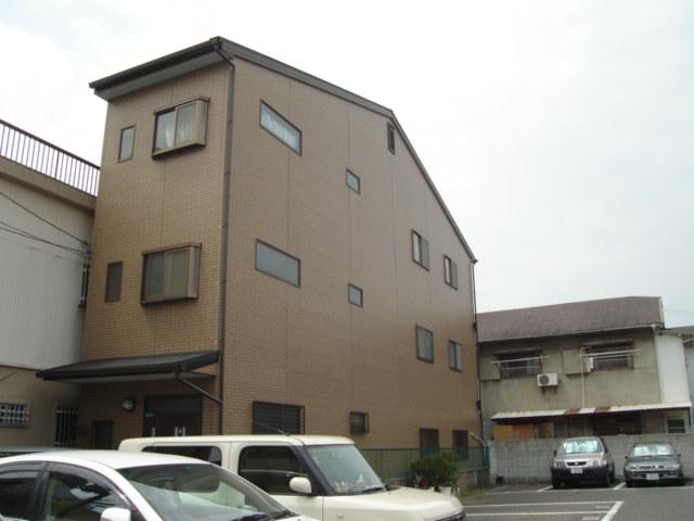 大阪府大阪市平野区、喜連瓜破駅徒歩19分の築15年 3階建の賃貸マンション