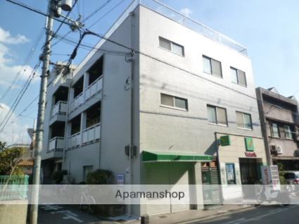 大阪府大阪市生野区、東部市場前駅徒歩18分の築44年 3階建の賃貸マンション