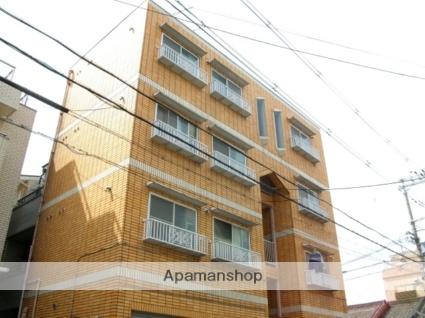 大阪府大阪市東住吉区、鶴ケ丘駅徒歩18分の築27年 4階建の賃貸マンション