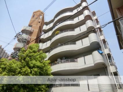 大阪府大阪市阿倍野区、昭和町駅徒歩7分の築27年 7階建の賃貸マンション