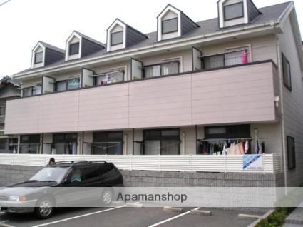 大阪府大阪市東住吉区、針中野駅徒歩6分の築18年 2階建の賃貸アパート