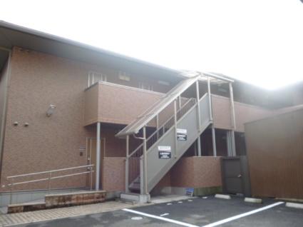 大阪府大阪市東住吉区、南田辺駅徒歩5分の築10年 2階建の賃貸アパート