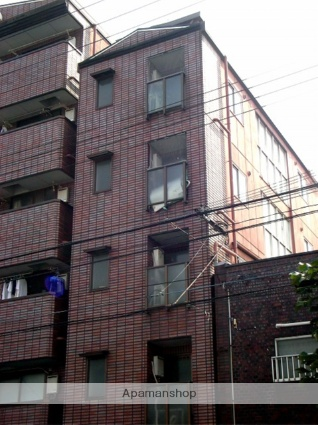 大阪府大阪市東住吉区、東部市場前駅徒歩7分の築29年 5階建の賃貸マンション