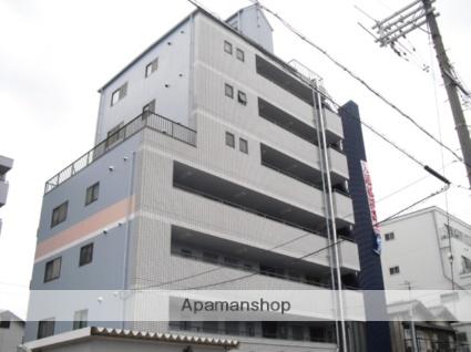 大阪府大阪市東住吉区、今川駅徒歩18分の築27年 7階建の賃貸マンション