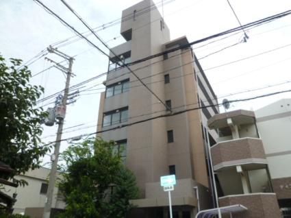 大阪府大阪市東住吉区、鶴ケ丘駅徒歩15分の築17年 6階建の賃貸マンション