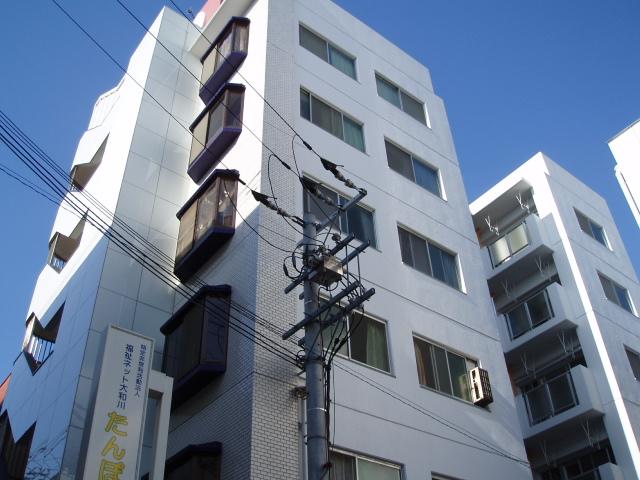 大阪府大阪市東住吉区、今川駅徒歩5分の築30年 6階建の賃貸マンション