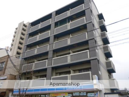 大阪府大阪市東住吉区、今川駅徒歩10分の築12年 6階建の賃貸マンション