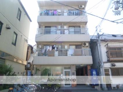 大阪府大阪市生野区、東部市場前駅徒歩20分の築29年 4階建の賃貸マンション