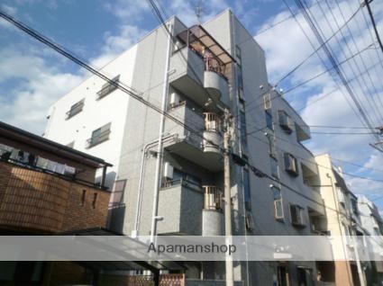大阪府大阪市生野区、東部市場前駅徒歩17分の築24年 4階建の賃貸マンション