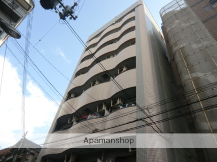 大阪府大阪市生野区、東部市場前駅徒歩15分の築26年 8階建の賃貸マンション