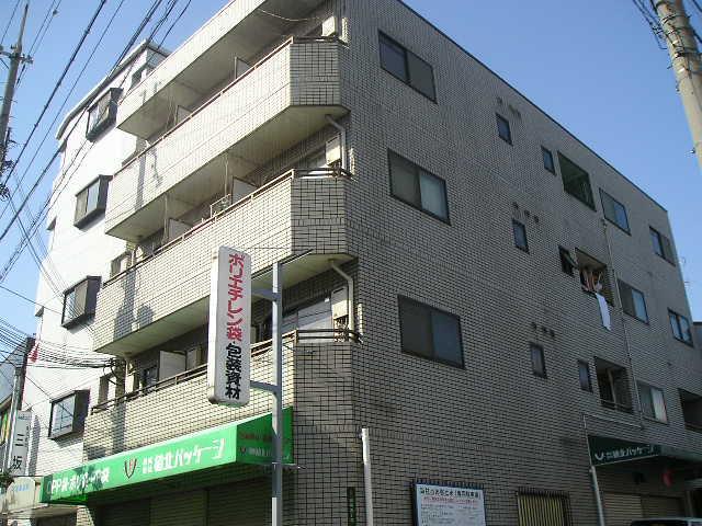 大阪府大阪市生野区、平野駅徒歩25分の築27年 4階建の賃貸マンション