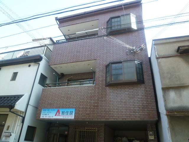大阪府大阪市生野区、桃谷駅徒歩20分の築22年 3階建の賃貸マンション