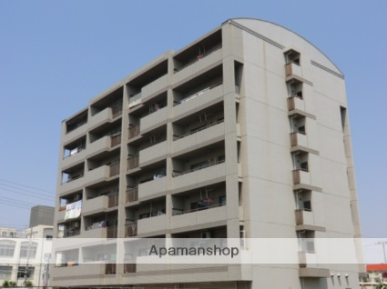大阪府大阪市生野区、東部市場前駅徒歩8分の築23年 7階建の賃貸マンション