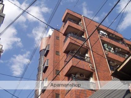 大阪府大阪市生野区、鶴橋駅徒歩10分の築32年 6階建の賃貸マンション