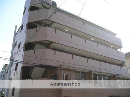 大阪府大阪市東住吉区、今川駅徒歩15分の築33年 5階建の賃貸マンション