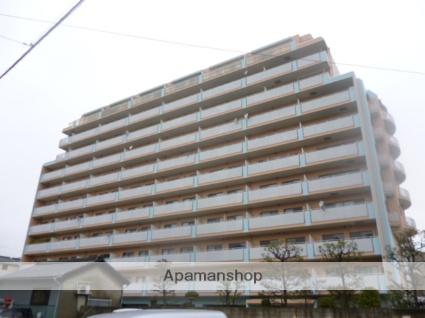 大阪府大阪市東住吉区、北田辺駅徒歩8分の築21年 11階建の賃貸マンション