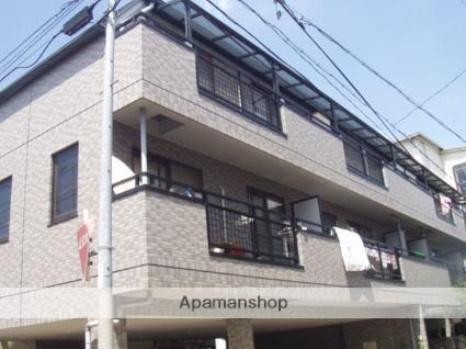 大阪府大阪市生野区、鶴橋駅徒歩15分の築21年 3階建の賃貸マンション