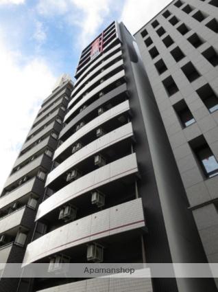 大阪府大阪市中央区、谷町四丁目駅徒歩4分の築2年 15階建の賃貸マンション