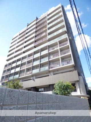 大阪府大阪市東成区、今里駅徒歩15分の築7年 13階建の賃貸マンション