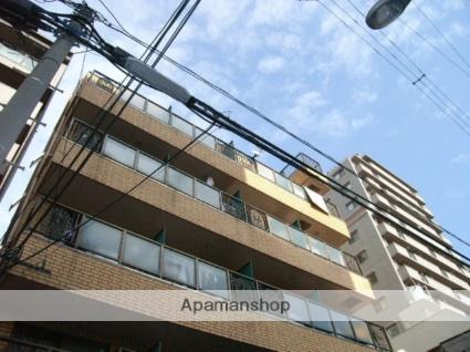 大阪府大阪市中央区、谷町六丁目駅徒歩2分の築23年 6階建の賃貸マンション