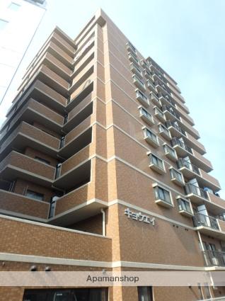 大阪府大阪市中央区、鶴橋駅徒歩14分の築26年 12階建の賃貸マンション